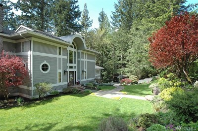 Issaquah Single Family Home For Sale: 25327 SE Mirrormont Blvd
