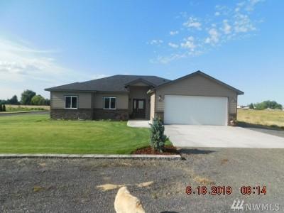 Moses Lake Single Family Home For Sale: 7903 Grove Rd NE