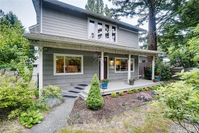 Seattle Single Family Home For Sale: 11727 19th Ave NE
