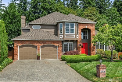 Woodinville Single Family Home For Sale: 20309 131st Ct NE