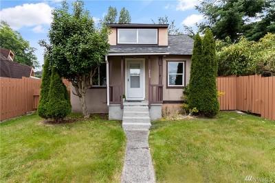 Tacoma Single Family Home For Sale: 3728 E K St