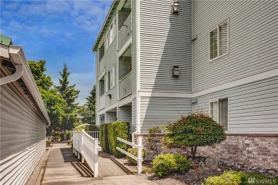 Monroe Condo/Townhouse For Sale: 18621 Blueberry Lane #B307
