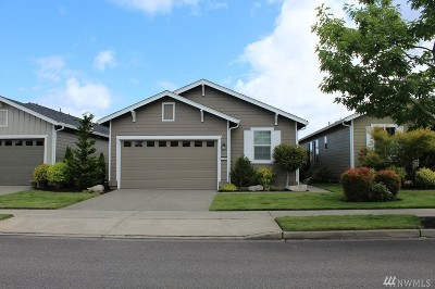 Lacey Single Family Home For Sale: 8220 Ridgefield Ave NE