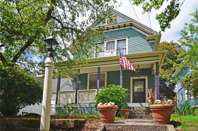 Single Family Home For Sale: 719 19th Ave