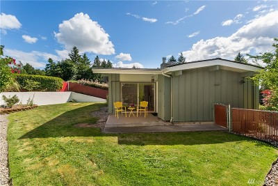 Seattle Single Family Home For Sale: 4055 SW Henderson St