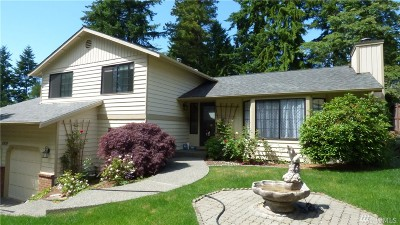 Lynnwood Single Family Home For Sale: 6509 182nd St SW