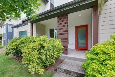 Seattle Single Family Home For Sale: 3027 S Nevada St