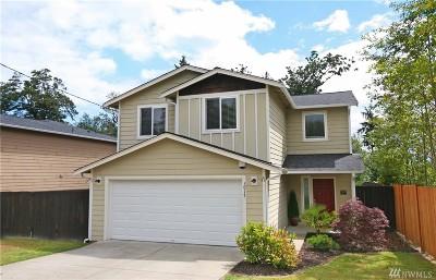 Port Orchard Single Family Home For Sale: 3017 Farmer Dell Rd E