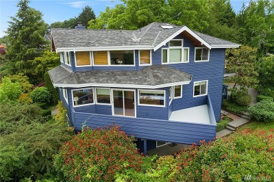 Seattle Single Family Home For Sale: 5532 S Holly St