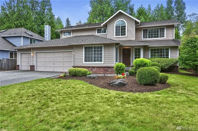 Everett Single Family Home For Sale: 3830 119th Place SE