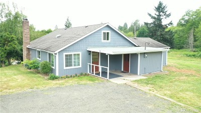 Shelton Single Family Home For Sale: 931 SE Cook Plant Farm Rd