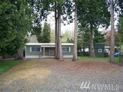 Blaine Single Family Home For Sale: 5772 Salish Rd