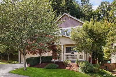 Auburn Single Family Home For Sale: 1101 R St NW