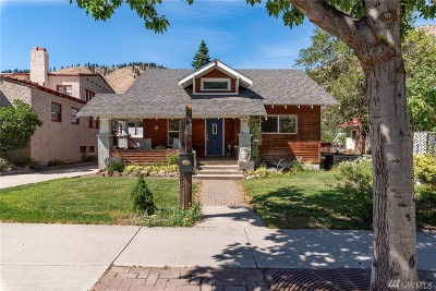 Chelan County Single Family Home For Sale: 417 Cottage Ave