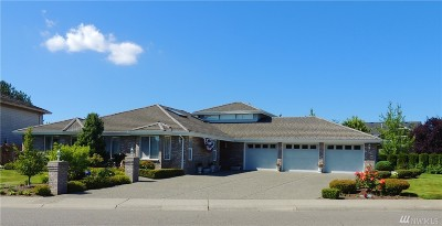 Snohomish Single Family Home For Sale: 4219 144th St SE