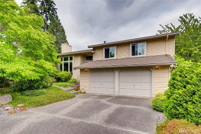 Single Family Home For Sale: 14028 129th Ave NE