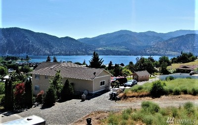 Chelan, Chelan Falls, Entiat, Manson, Brewster, Bridgeport, Orondo Residential Lots & Land For Sale: 70 Terrace Dr