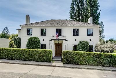 Tacoma Single Family Home For Sale: 440 N Borough Rd