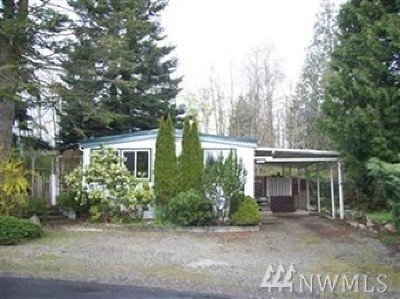 Blaine Single Family Home For Sale: 5774 Salish Rd