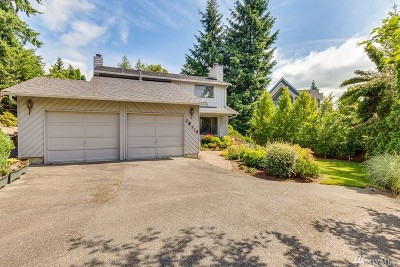 Kenmore Single Family Home For Sale: 18718 66th Ave NE