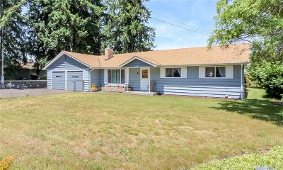 Spanaway Single Family Home For Sale: 235 173rd St S