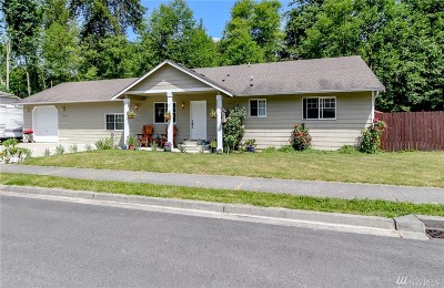 Sultan Single Family Home For Sale: 32417 137th Place SE