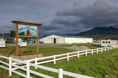 Skagit County Farm For Sale: 19889 Cedardale Rd