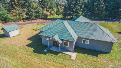Winlock Single Family Home For Sale: 108 Kollock Rd