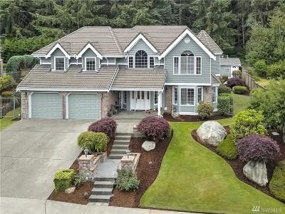 Steilacoom Single Family Home For Sale: 400 Keach Lp