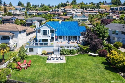 Steilacoom Single Family Home For Sale: 96 Tatoosh Place