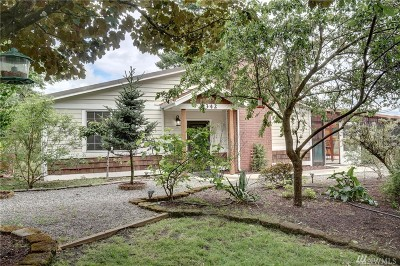 Rochester Single Family Home Pending: 8342 183rd Ave SW
