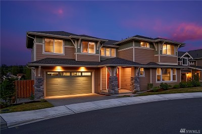 Sammamish Single Family Home For Sale: 4648 235th Place SE