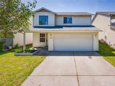 Single Family Home For Sale: 2820 Cherry St