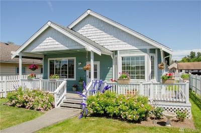 Blaine Single Family Home For Sale: 436 D St