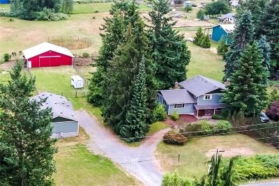 Ferndale Single Family Home For Sale: 7010 Dahlberg Rd