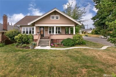 Everett Single Family Home For Sale: 2802 16th St