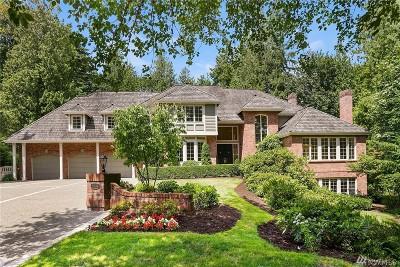 Redmond Single Family Home For Sale: 20334 NE 61st Ct