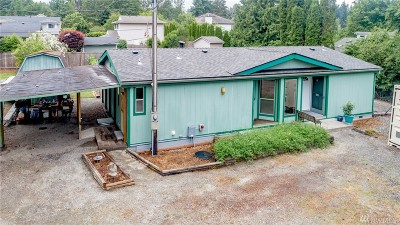 Kenmore Single Family Home For Sale: 6250 NE 198th St