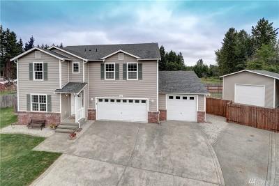 Single Family Home For Sale: 20803 115th Av Ct E
