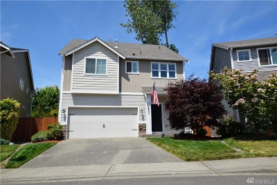 Tumwater Single Family Home Pending: 1222 77th Trail SE