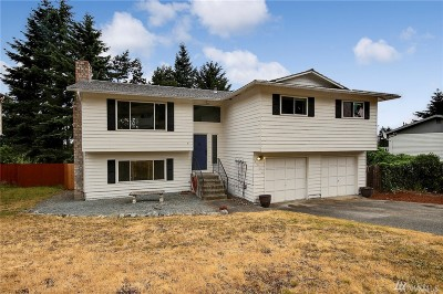 Federal Way Single Family Home For Sale: 3906 SW 328th Place