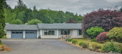 Chehalis Single Family Home For Sale: 3091 Jackson Hwy
