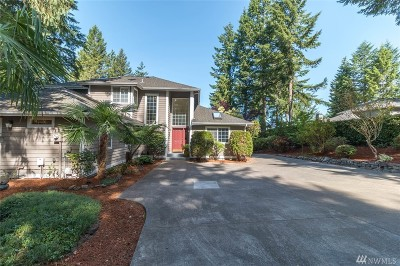 Gig Harbor Single Family Home For Sale: 8823 71st Ave NW