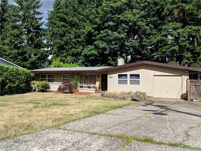 Bellevue Single Family Home For Sale: 1258 150th Ave SE