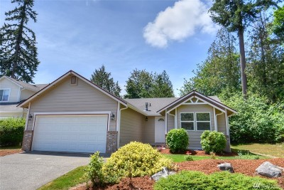 Lacey Single Family Home For Sale: 4009 Stikes Dr SE