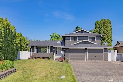 Snohomish Single Family Home For Sale: 1606 Lake View Place
