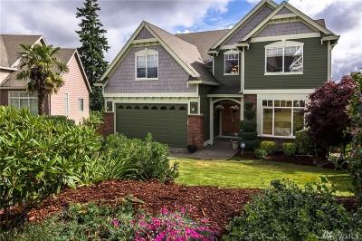 Auburn Single Family Home For Sale: 12968 SE 301st St