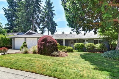 Newcastle Single Family Home For Sale: 7305 125th Ave SE
