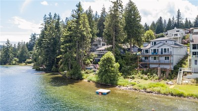 Bellingham Single Family Home For Sale: 10 Far Summit Place