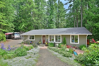 Silverdale Single Family Home Pending Inspection: 13440 Clear Creek Rd NW